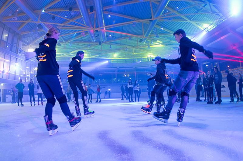 Lentpark Eisparty