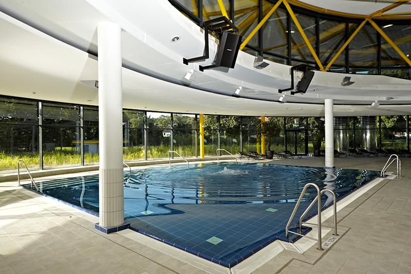 Lentpark - Hallenbad