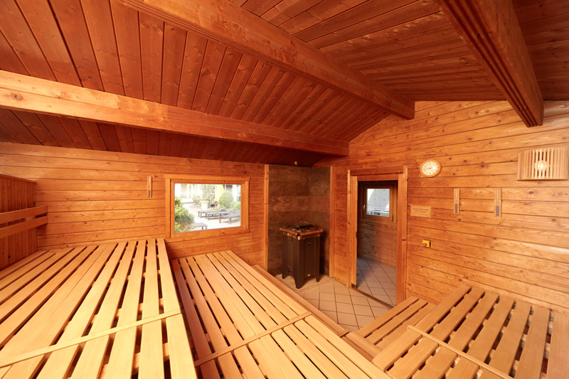 Sauna Agrippabad