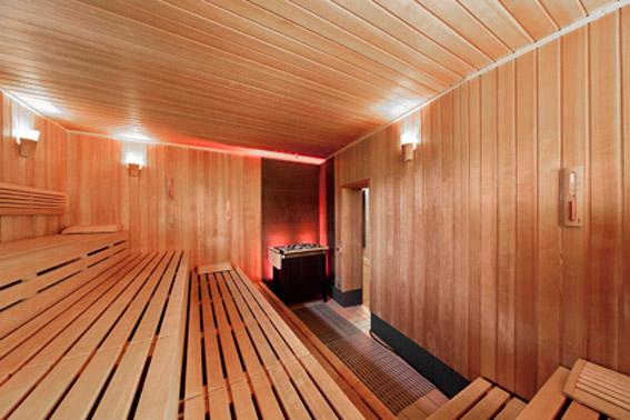 Zündorfbad Sauna