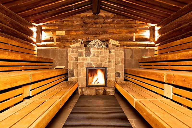 Wahnbad Sauna